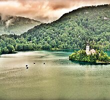 Lake Bled by Ryan Davison Crisp