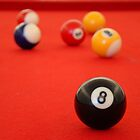 Lucky 8 ball by TC3 Photography
