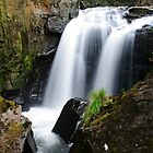 Aberdulais water fall 1 by TC3 Photography