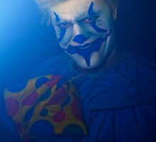 Clowns Are the Wave of the Future by Neil Photograph