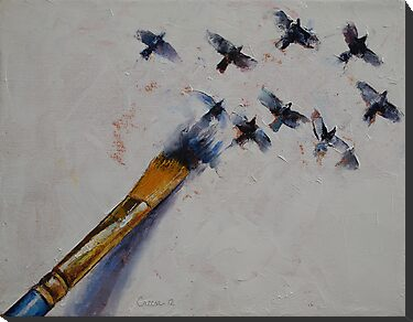 Birds by Michael Creese