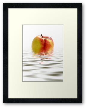 Apple Afloat by Natalie Kinnear