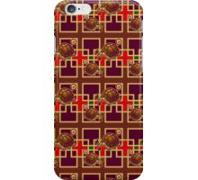 Cherry Turtle Pattern iPhone Case/Skin