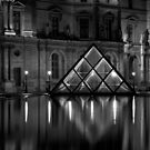 Le Louvre by Julien Tordjman