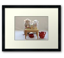 The Party! Framed Print