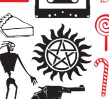 FAVOURITE SUPERNATURAL MOMENTS Sticker