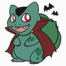 Halloween Bulbasaur by gtooth