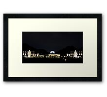 The Mall in DC Framed Print