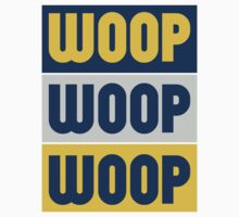 Woop Woop Woop (Supreme) Kids Clothes