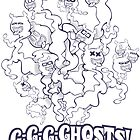 G-G-GHOSTS! by DevilDino