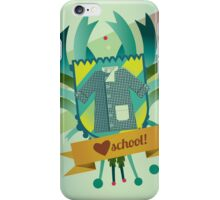 love school iPhone Case/Skin