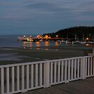 Bayview at Tadoussac by Todd Weeks