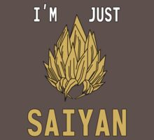 I'm Just Saiyan - Original by VRex