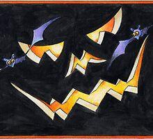 Bat Patrol by Rembrant
