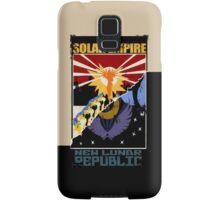 Equestria civil war Samsung Galaxy Case/Skin