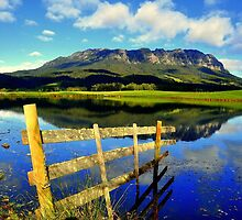 Tasmania, Mt Roland by photoj