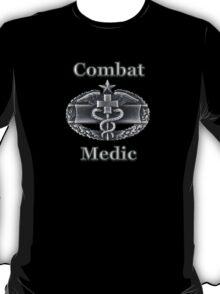 Army Combat Medic Badge (t-shirt) T-Shirt
