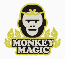 monkey magic by Ben Lucas