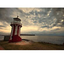 Leaning Lighthouse of Sydney Photographic Print