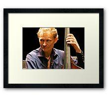 Chris Wood--Portrait #2 Framed Print