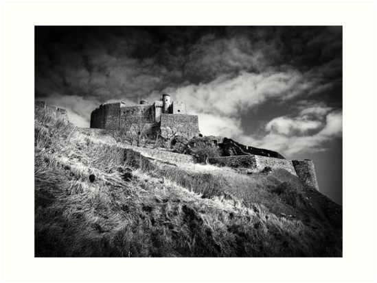 Gorey Castle by Paul Davis