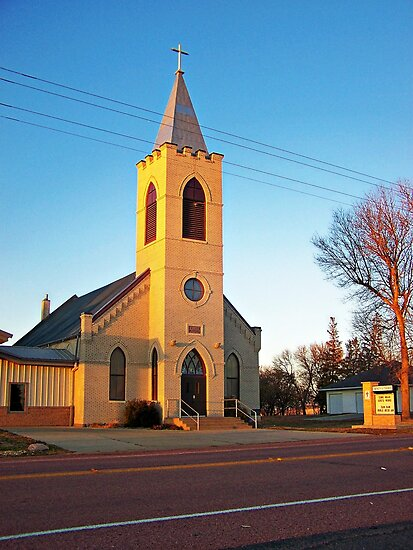 Trinity Lutheran Church by Greg Belfrage
