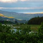 Enchanting Dunlewey Donegal  by Sean McAughey
