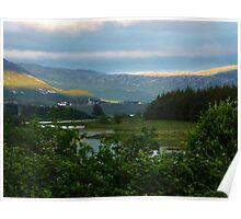Enchanting Dunlewey Donegal  Poster