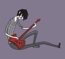 Marshall Lee - Adventure Time by ShadowDesigns
