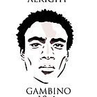 Gambino by AccioKaity