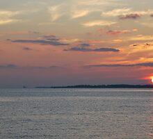 Sunsetting by Anthony Guzman
