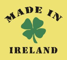 Made In Ireland Kids Clothes