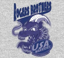 usa warriors chinatown by rogers bros by usanewyork