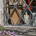 Leaded Window by Sue Robinson