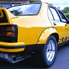 Genuine Torana SLR 5000 (car) by Russell Voigt