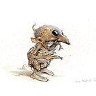 A Stinky Goblin by JBMonge