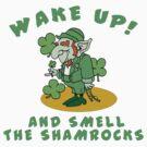 Funny Shamrocks by HolidayT-Shirts