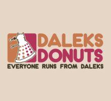 Daleks Donuts by TommyJohn