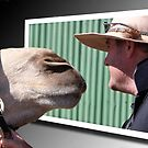 C'mon, give us a kiss.... by thorpey