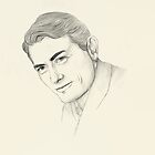 Gregory Peck by Paradoxthis