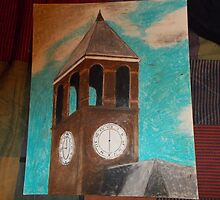 Clock Tower of Rome, Ga by bluenight45