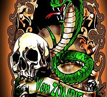 King Cobra (Case) by VON ZOMBIE ™©®