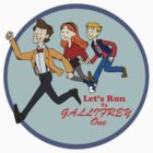Let's Run to Gallifrey One by Kileigh Gallagher