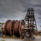 Mining Relics by Rod Wilkinson
