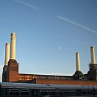 Battersea Power Station by Sue Robinson