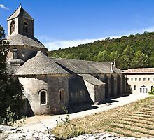 Abbey  de Senanque by Jim Hellier