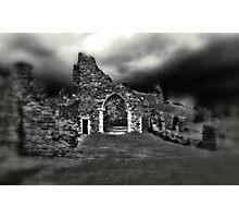 Hastings Castle  Photographic Print
