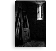 Unhinged Canvas Print