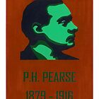 P. H. Pearse 1879 - 1916 by niahgoe