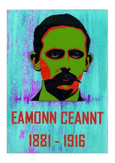 Eamonn Ceannt 1881 - 1916 by niahgoe